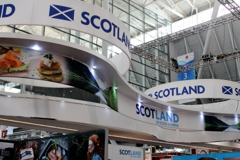Scotland on Seafood and Drink